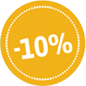 Réduction 10%