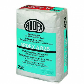 Ardex A 826 / Enduit De Lissage 826-30