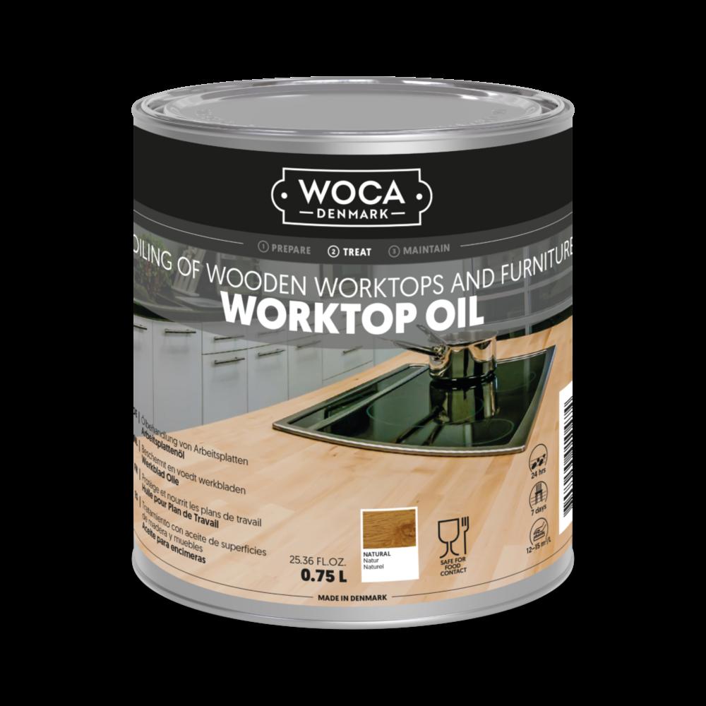 Stickers Plan De Travail huile pour plan de travail woca