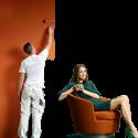 Faire peindre votre habitation par un peintre professionnel et demandez-le en ligne sur le site colora