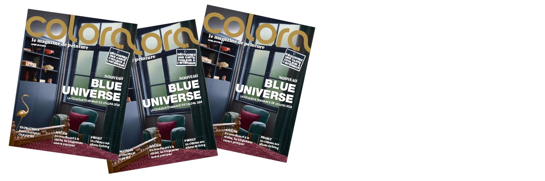 Le nouveau magazine colora édition hiver est arrivé!