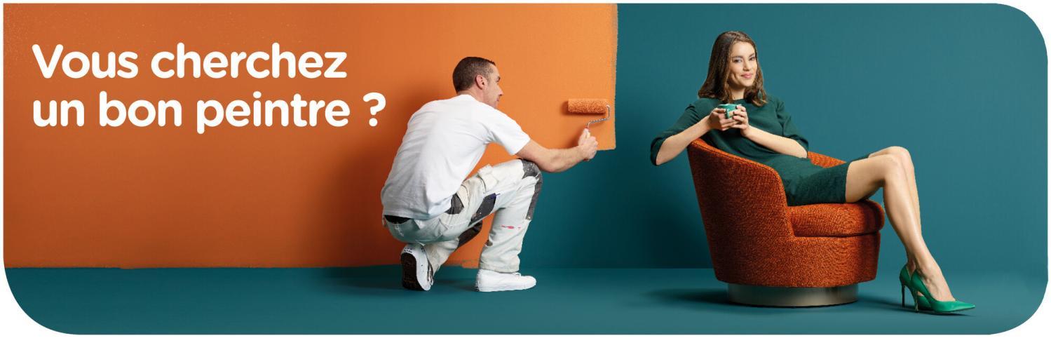 Faire peindre votre habitation - trouver un peintre
