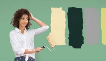 Demandez du conseil couleur en ligne au site colora