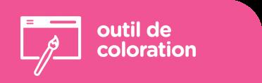 Visualisez la couleur de peinture choisie en coloriant une photo de votre intérieur avec l'outil de coloration en ligne