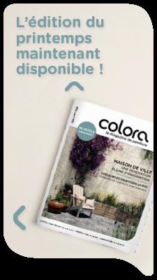 le magazine de peinture colora printemps 2021