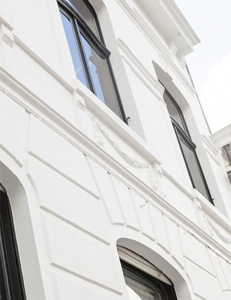 Peindre la façade de votre maison: trouver de l'inspiration