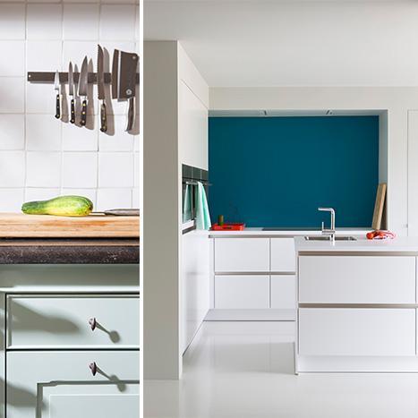 Trouver de l'inspiration pour peindre votre cuisine