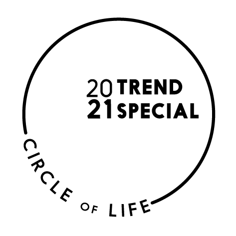Logo collection tendance 2021 - Circle of Life