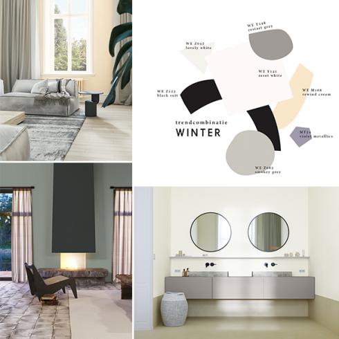 combinaision hiver collection tendance 2021 - colora