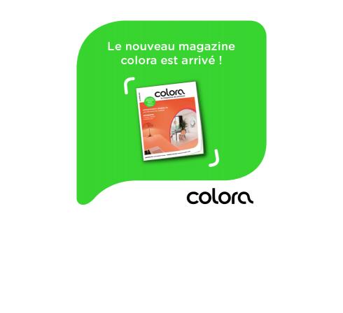 colora magazine de peinture