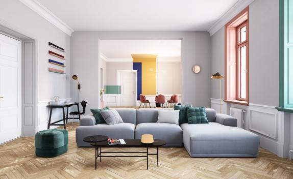 Découvrez la nouvelle collection de couleurs tendance pour 2019