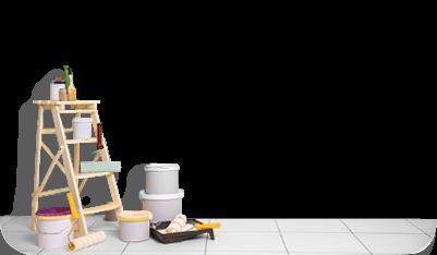 Trouvez la peinture adéquate pour votre projet à l'aide du guide peinture
