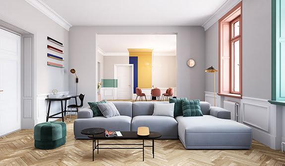 Découvrez les nouvelles couleurs tendance pour 2019 chez colora