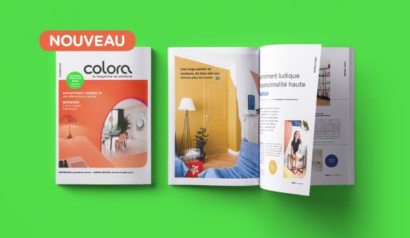 Découvrez la nouvelle édition d'automne du magazine colora