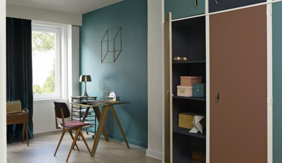 Les tendances en décoration et couleur