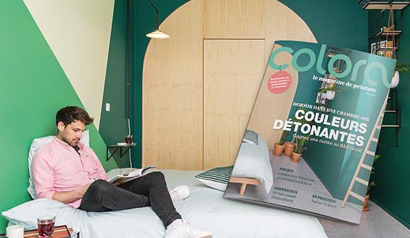 Laissez-vous inspirer par notre nouveau numéro du magazine colora