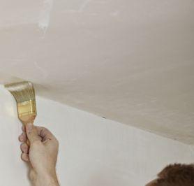 Pas à pas: Peindre le plafond