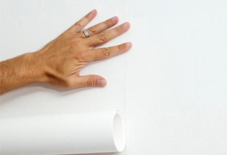 Comment tapisser avec un papier intissé ?