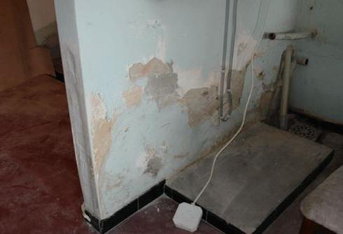 L'humidité ascensionnelle dans les murs intérieurs