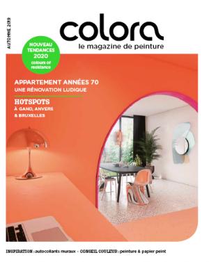 colora magazine Automne 2019