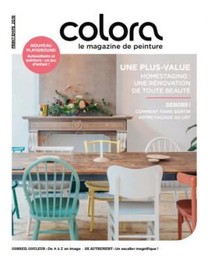 Colora magazine Printemps 2019