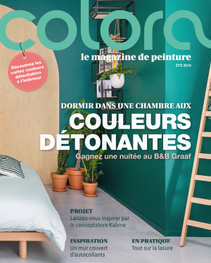 Colora magazine Été 2018