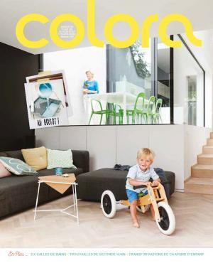 Colora magazine Octobre 2015