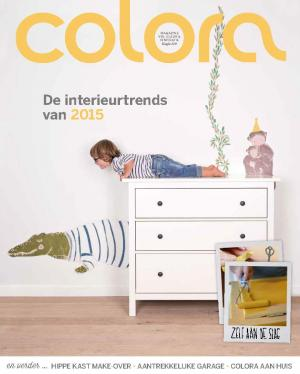 Colora magazine Octobre 2014
