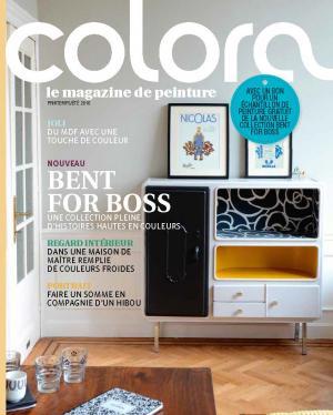 Colora magazine Avril 2016