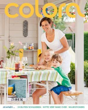 Colora magazine Mars 2015