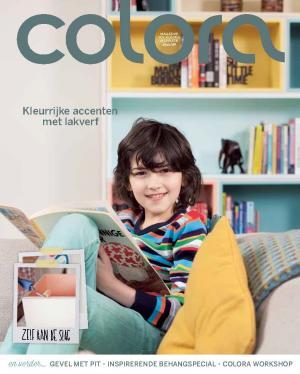 Colora magazine Avril 2014