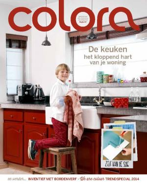 Colora magazine Octobre 2013