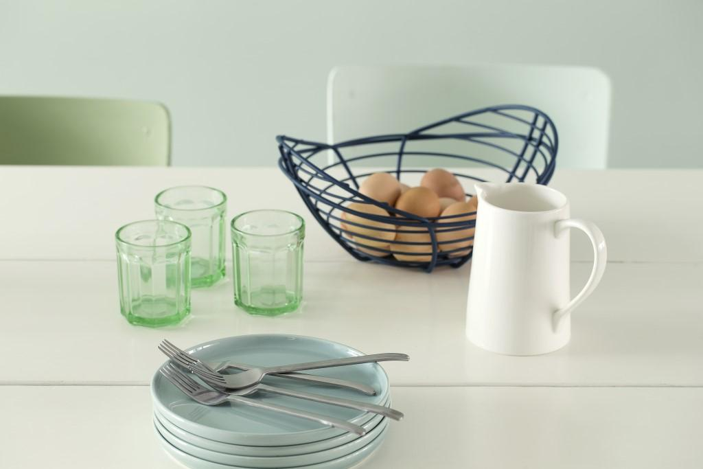 Peignez votre cuisine verte