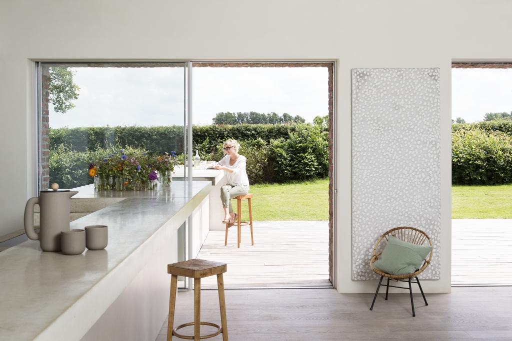 Peignez votre cuisine en blanc