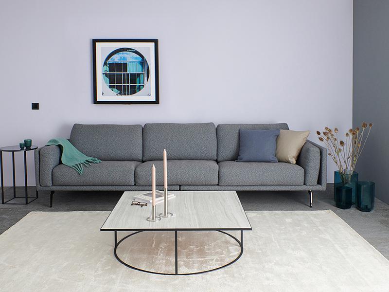 Créer une salle de séjour calme avec des couleurs claires