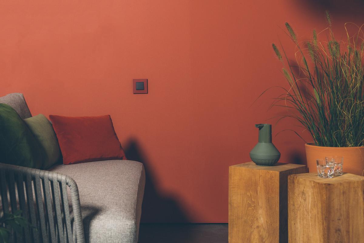Une couleur de peinture neutre dans votre chambre