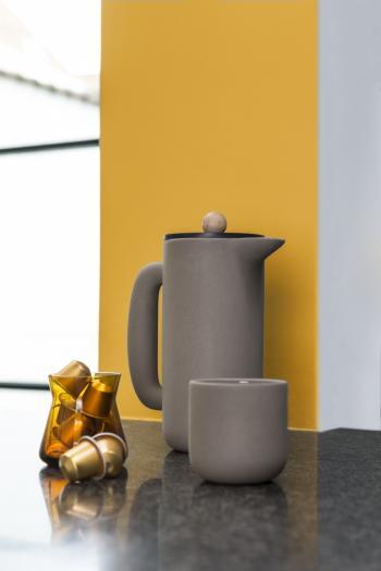 Peindre votre mur en jaune - inspiration