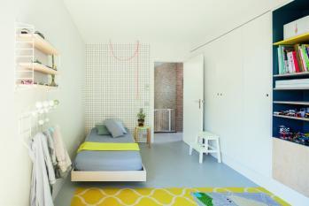 Tapisser votre mur avec le papier peint The Grid