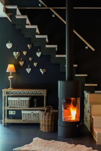 Peignez votre murs en noir