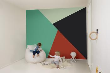 Peignez votre chambre d'enfant en plusieurs couleurs
