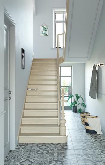 Créez de votre escaliers un attrape-regarde