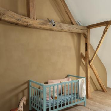 Creéz un effect artisanal dans le chambre de bébé