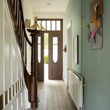 Peignez votre hall d'entrée
