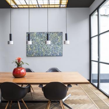 Peignez votre salle à manger