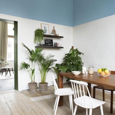 Peindre votre salle à manger