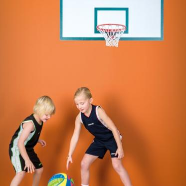 Autocollant mur anneau de basket