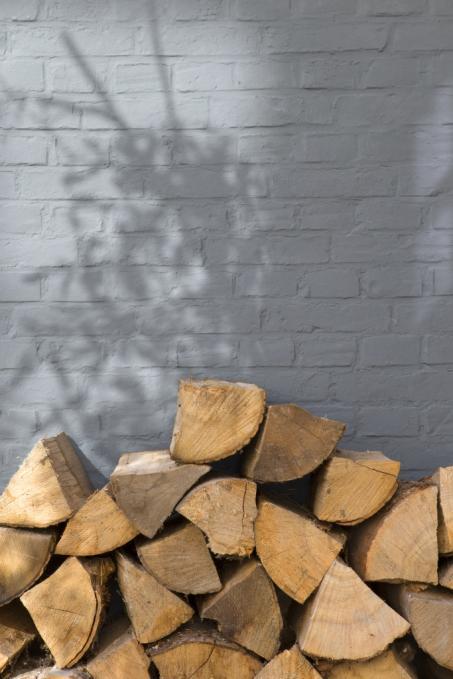 Peindre le mur extérieur en gris