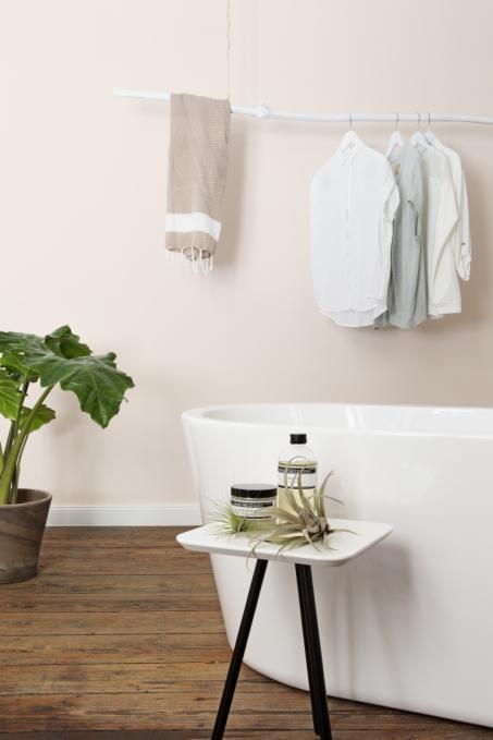 Peignez votre salle de bains en rose