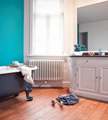 Peindre la salle de bain