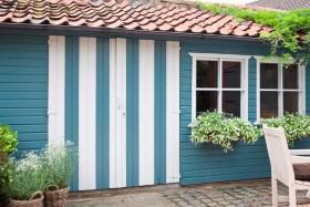 Peindre un abri de jardin : les différentes possibilités